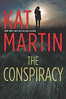 ARC Review: The Conspiracy (Maximum Security Book 1) by Kat Martin