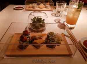 Sarter 2 - Sushi Selection
