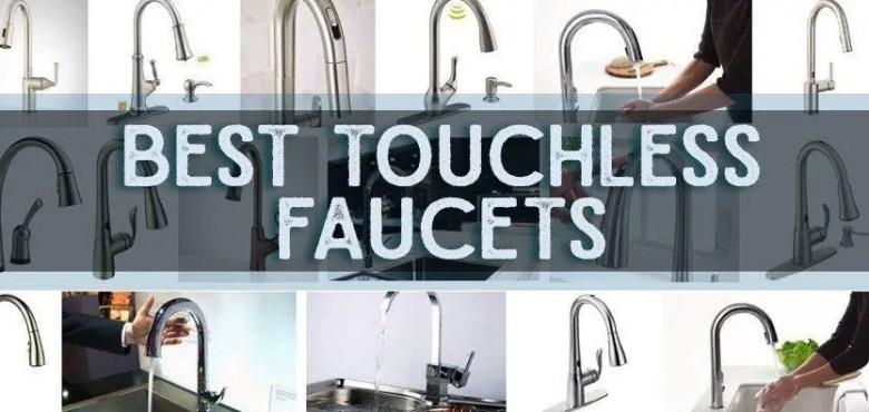 best-touchless-kitchen-faucet-reviews