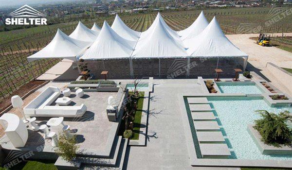 Canopy Tent Outdoor Gazebo Tent Shelter Gazebo 3 6m