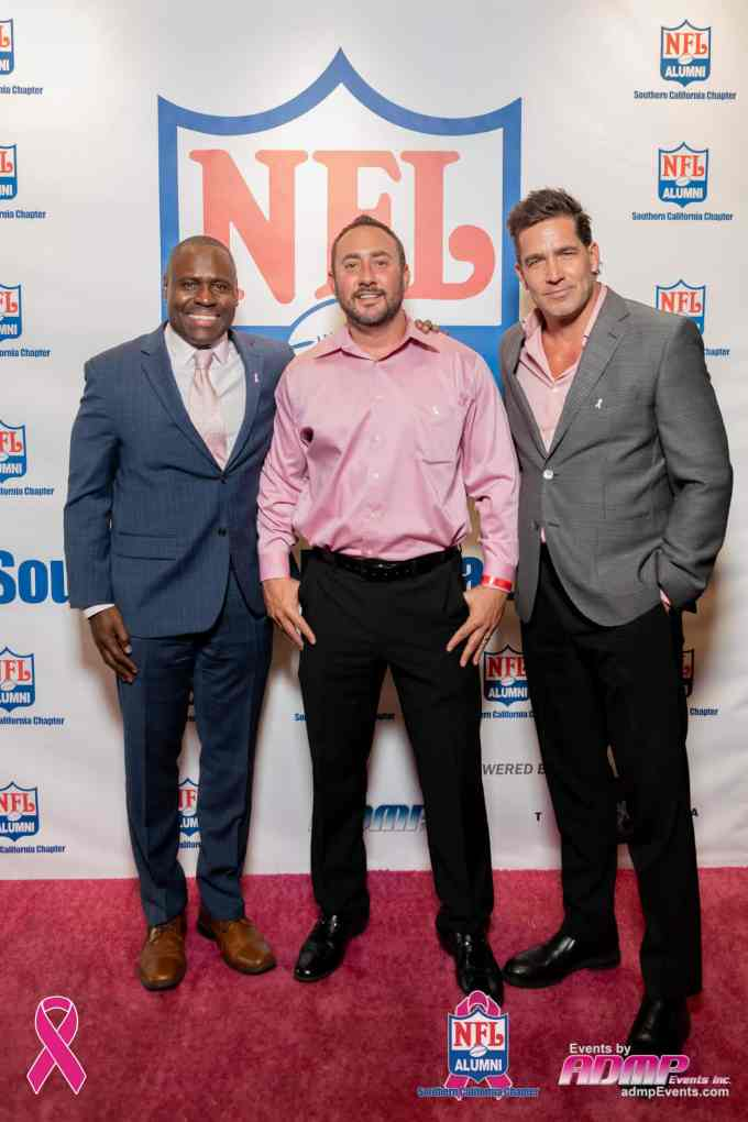 NFL Alumni SoCal Charity Event Series Breast Cancer Event 10-14-19-011