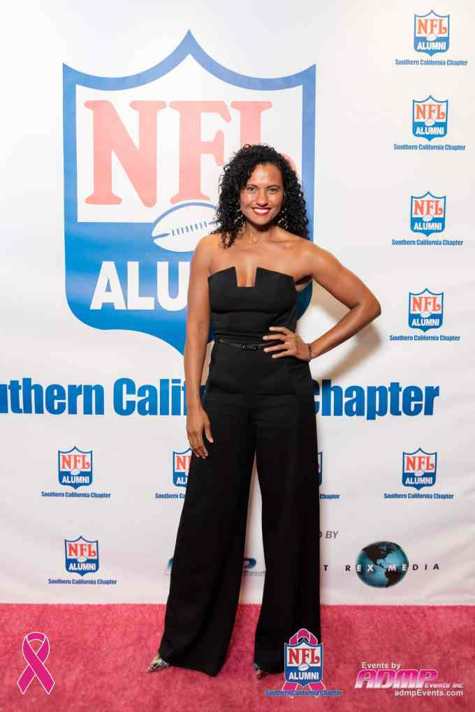 NFL Alumni SoCal Charity Event Series Breast Cancer Event 10-14-19-015