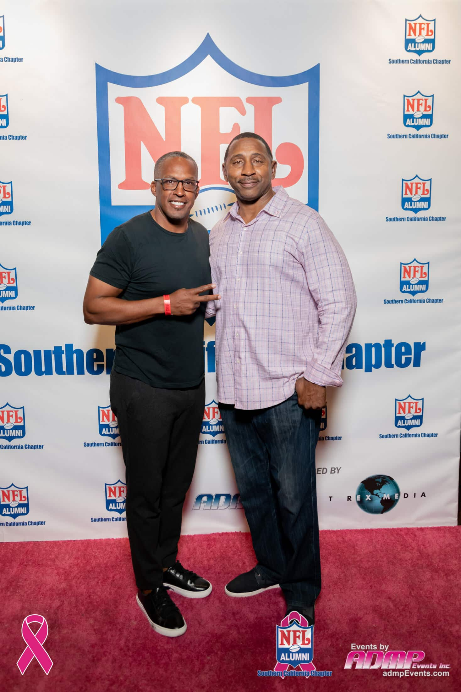 NFL Alumni SoCal Charity Event Series Breast Cancer Event 10-14-19-031