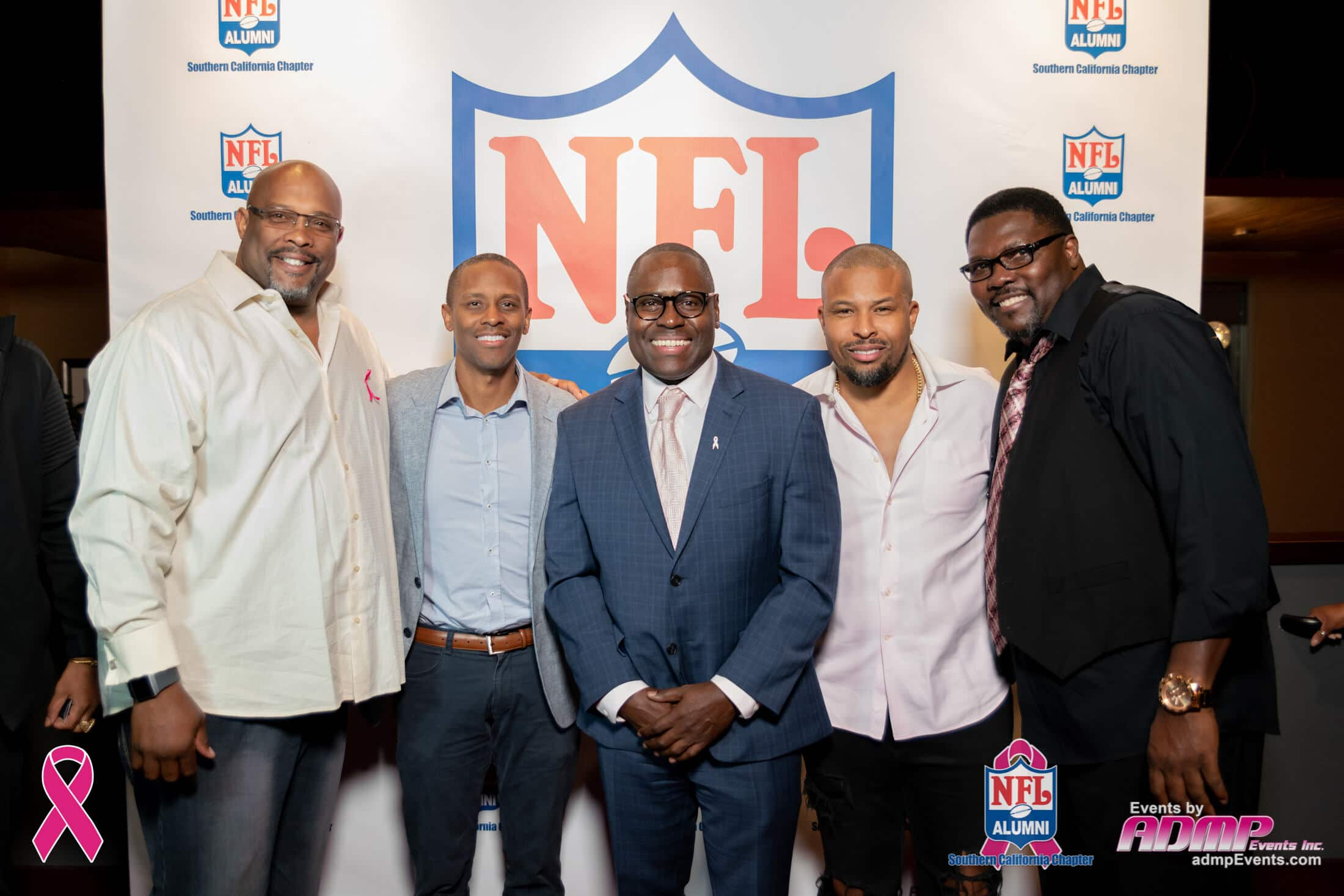 NFL Alumni SoCal Charity Event Series Breast Cancer Event 10-14-19-047