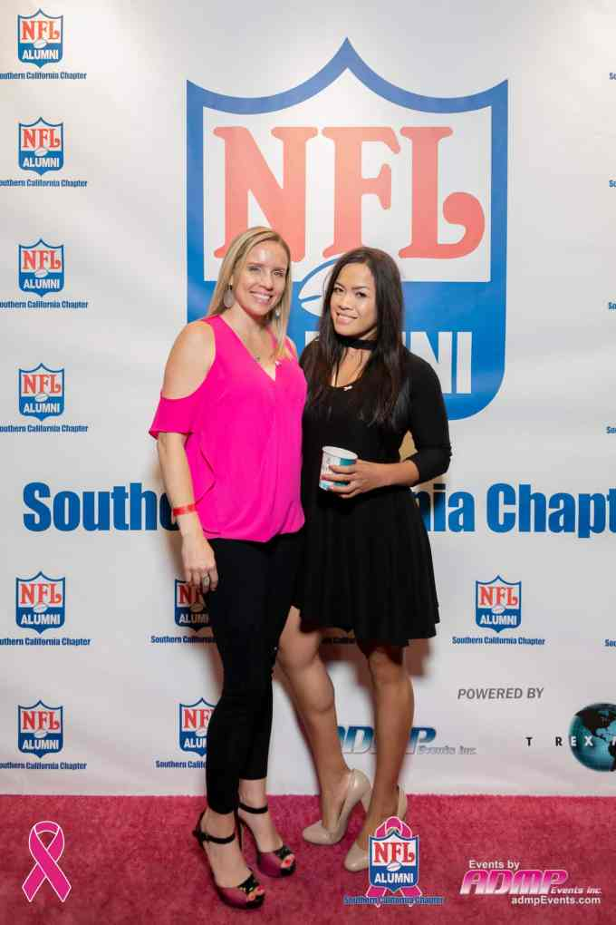 NFL Alumni SoCal Charity Event Series Breast Cancer Event 10-14-19-065