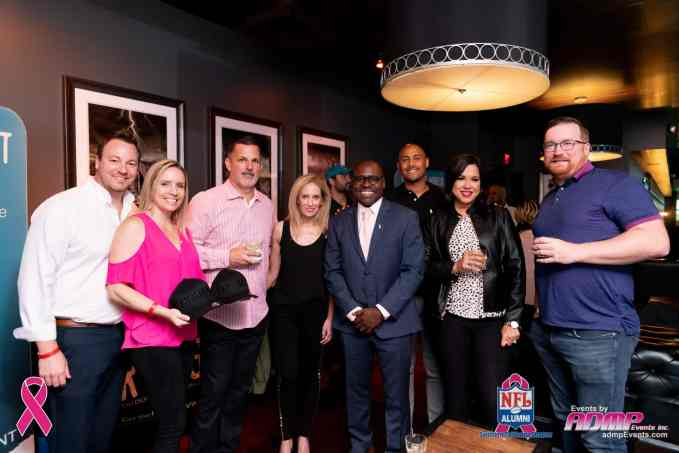 NFL Alumni SoCal Charity Event Series Breast Cancer Event 10-14-19-103