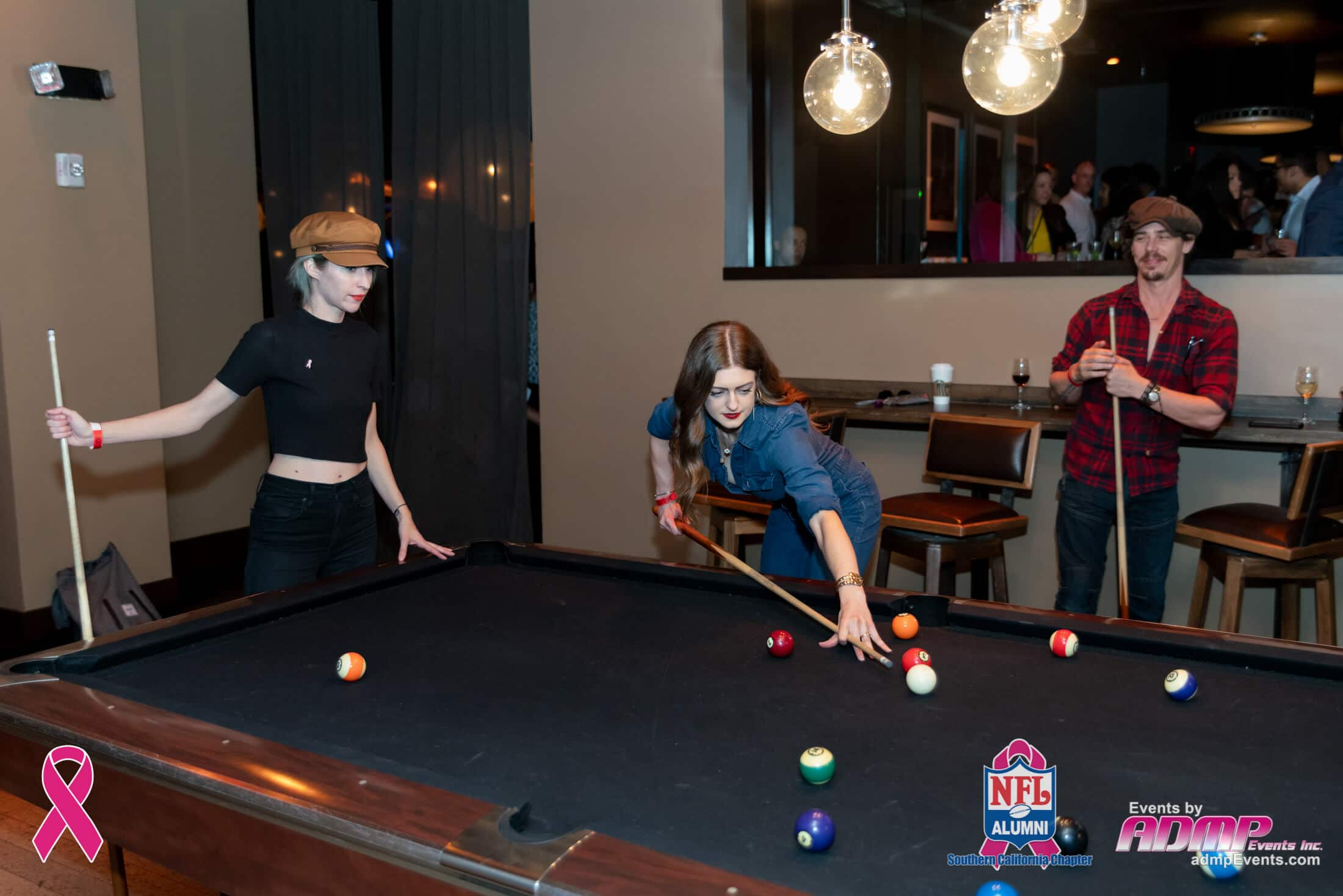 NFL Alumni SoCal Charity Event Series Breast Cancer Event 10-14-19-118