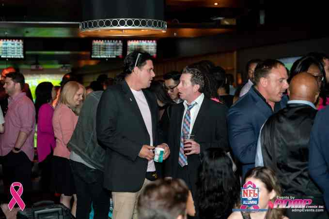 NFL Alumni SoCal Charity Event Series Breast Cancer Event 10-14-19-149