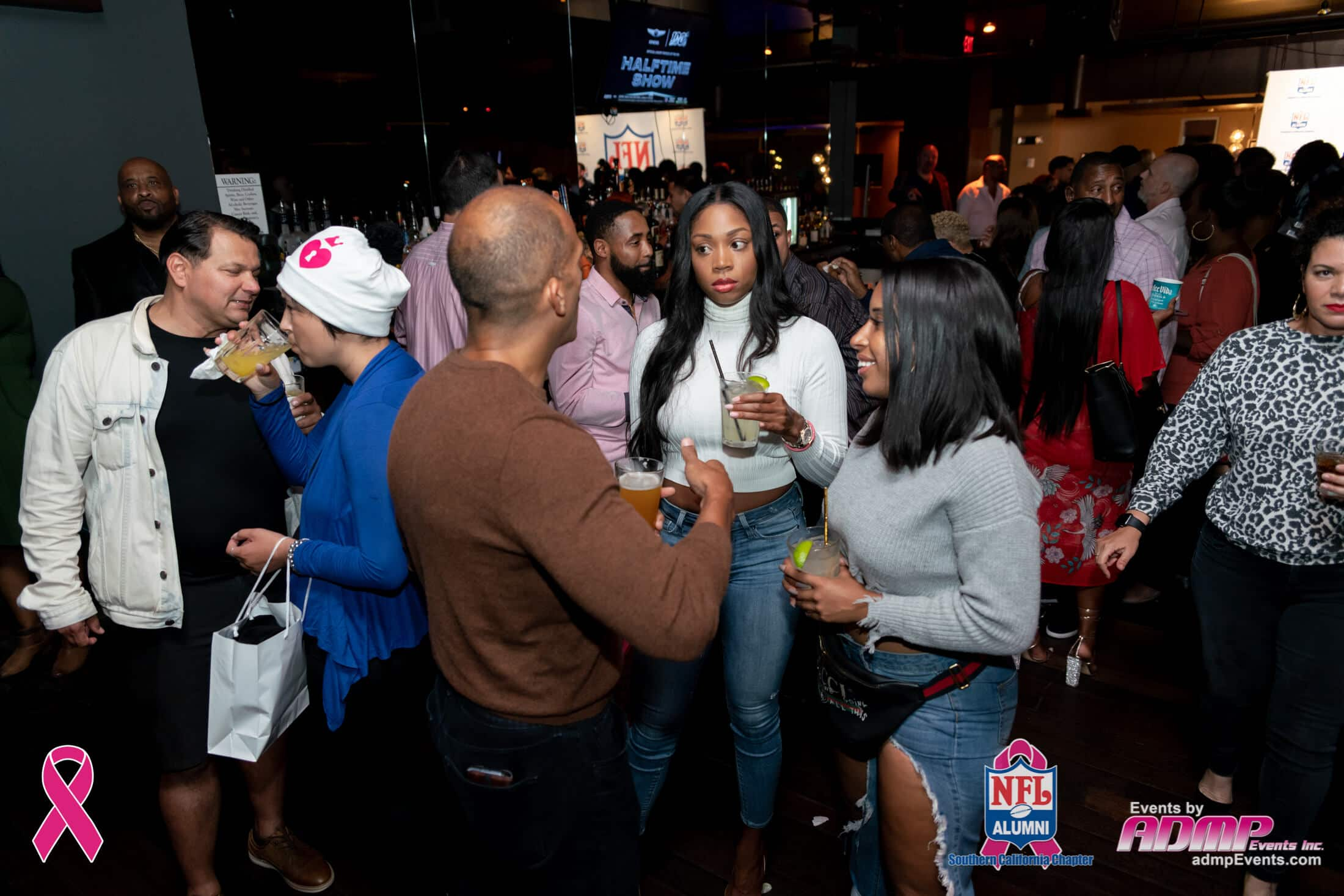NFL Alumni SoCal Charity Event Series Breast Cancer Event 10-14-19-157
