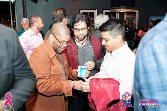 NFL Alumni SoCal Charity Event Series Breast Cancer Event 10-14-19-170