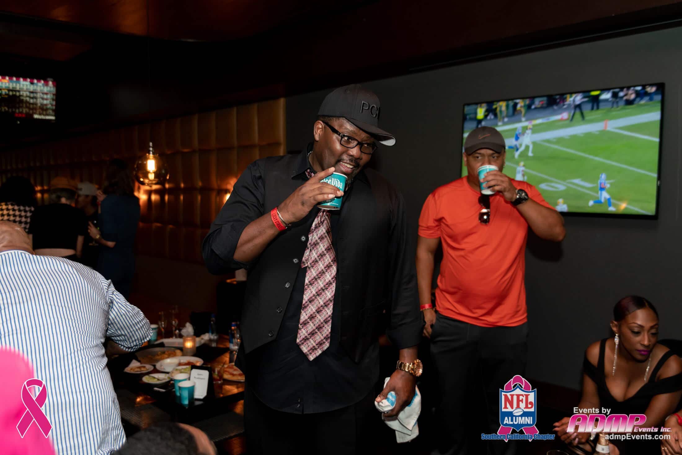 NFL Alumni SoCal Charity Event Series Breast Cancer Event 10-14-19-185