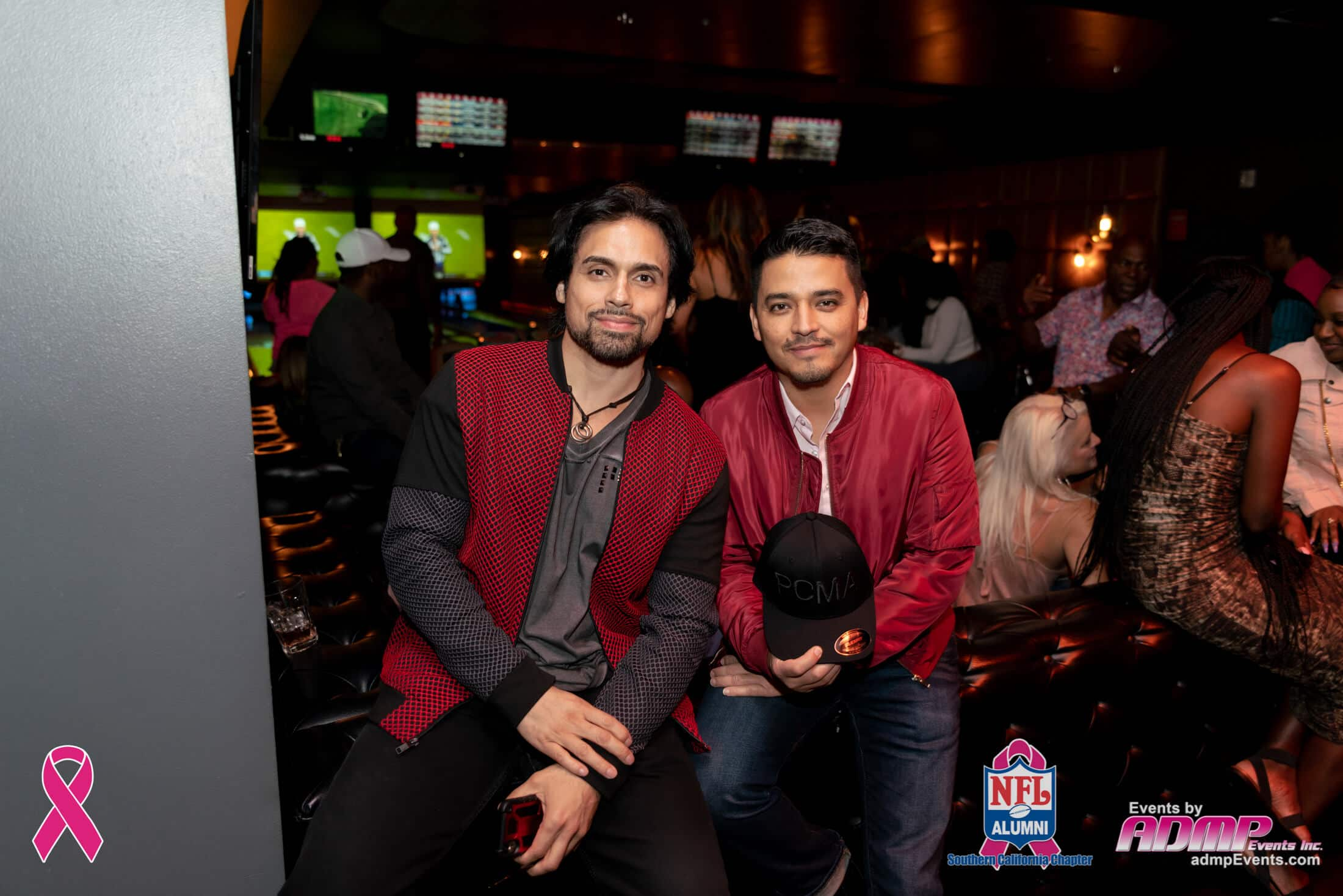 NFL Alumni SoCal Charity Event Series Breast Cancer Event 10-14-19-188