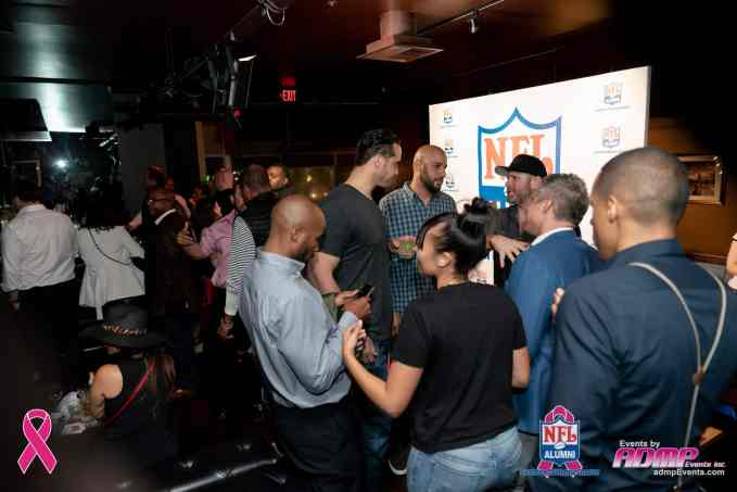 NFL Alumni SoCal Charity Event Series Breast Cancer Event 10-14-19-204