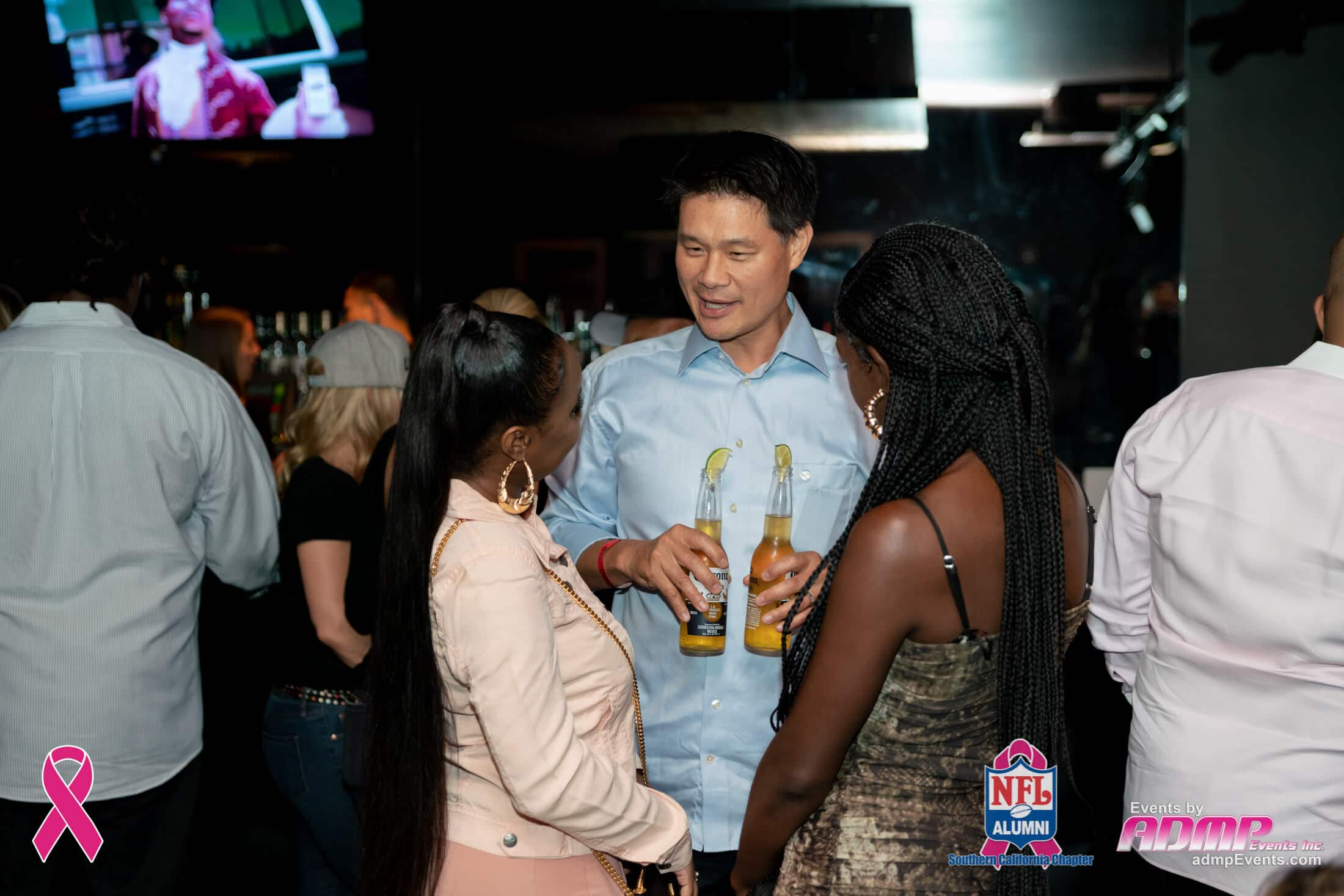 NFL Alumni SoCal Charity Event Series Breast Cancer Event 10-14-19-211