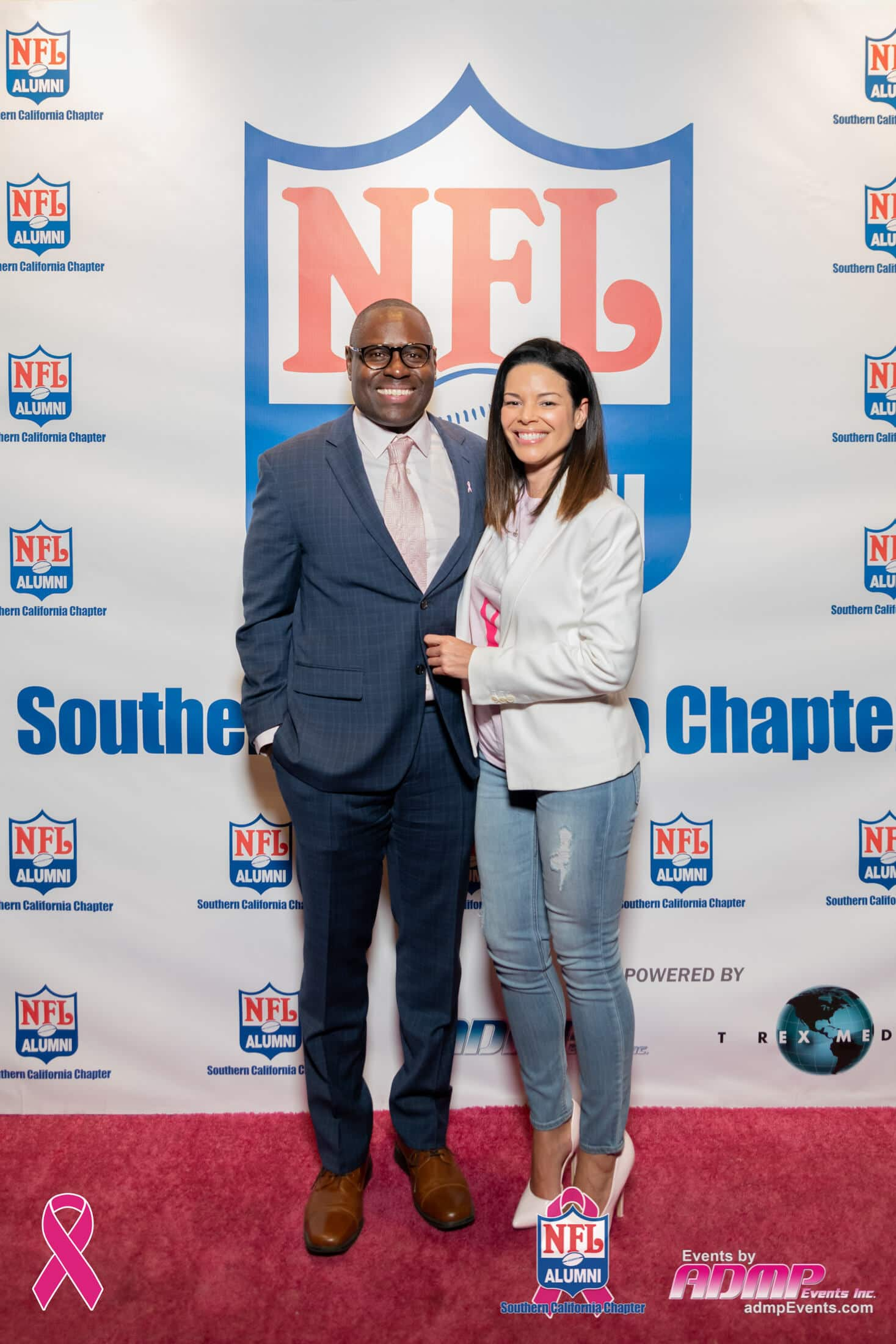 NFL Alumni SoCal Charity Event Series Breast Cancer Event 10-14-19-220