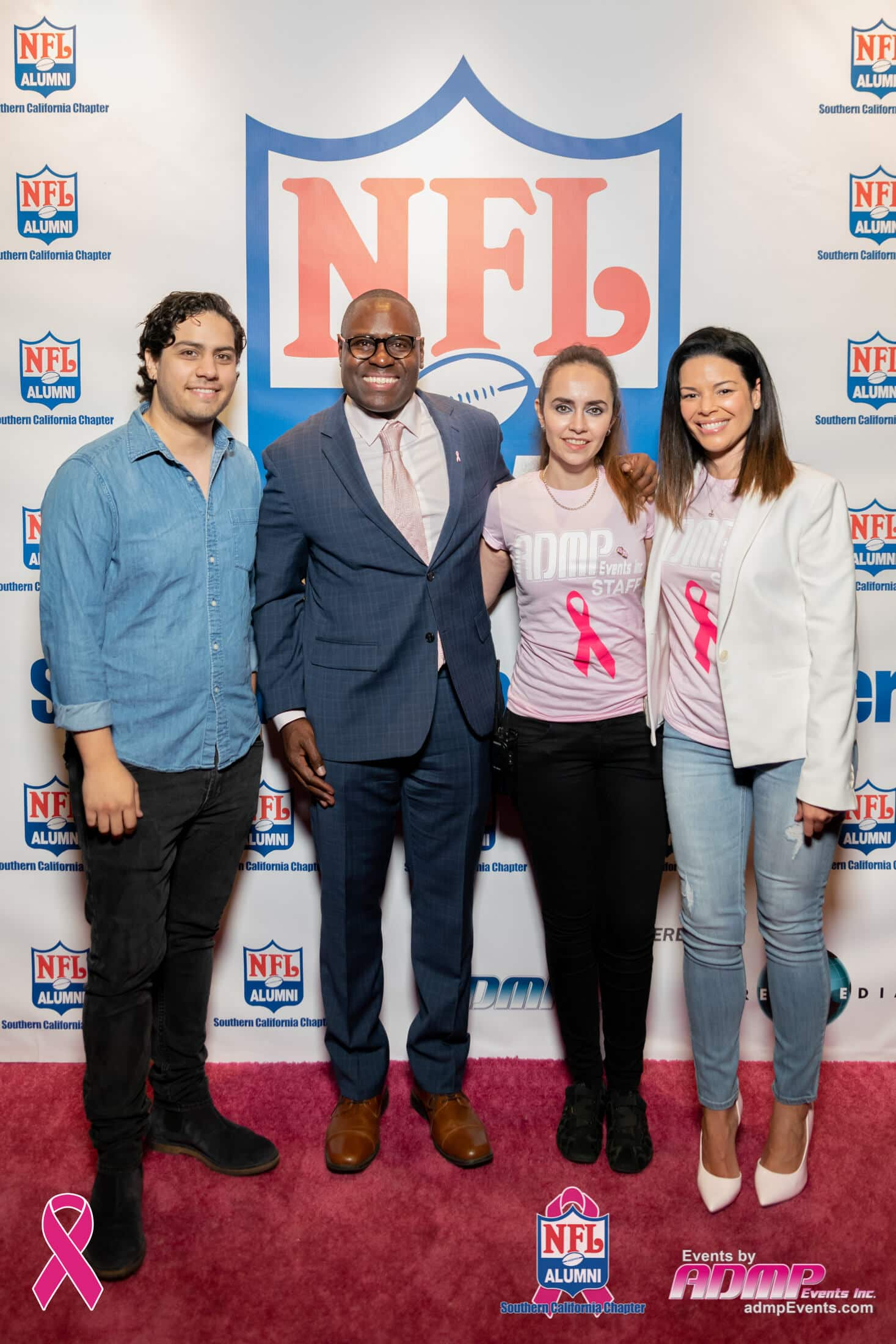 NFL Alumni SoCal Charity Event Series Breast Cancer Event 10-14-19-222