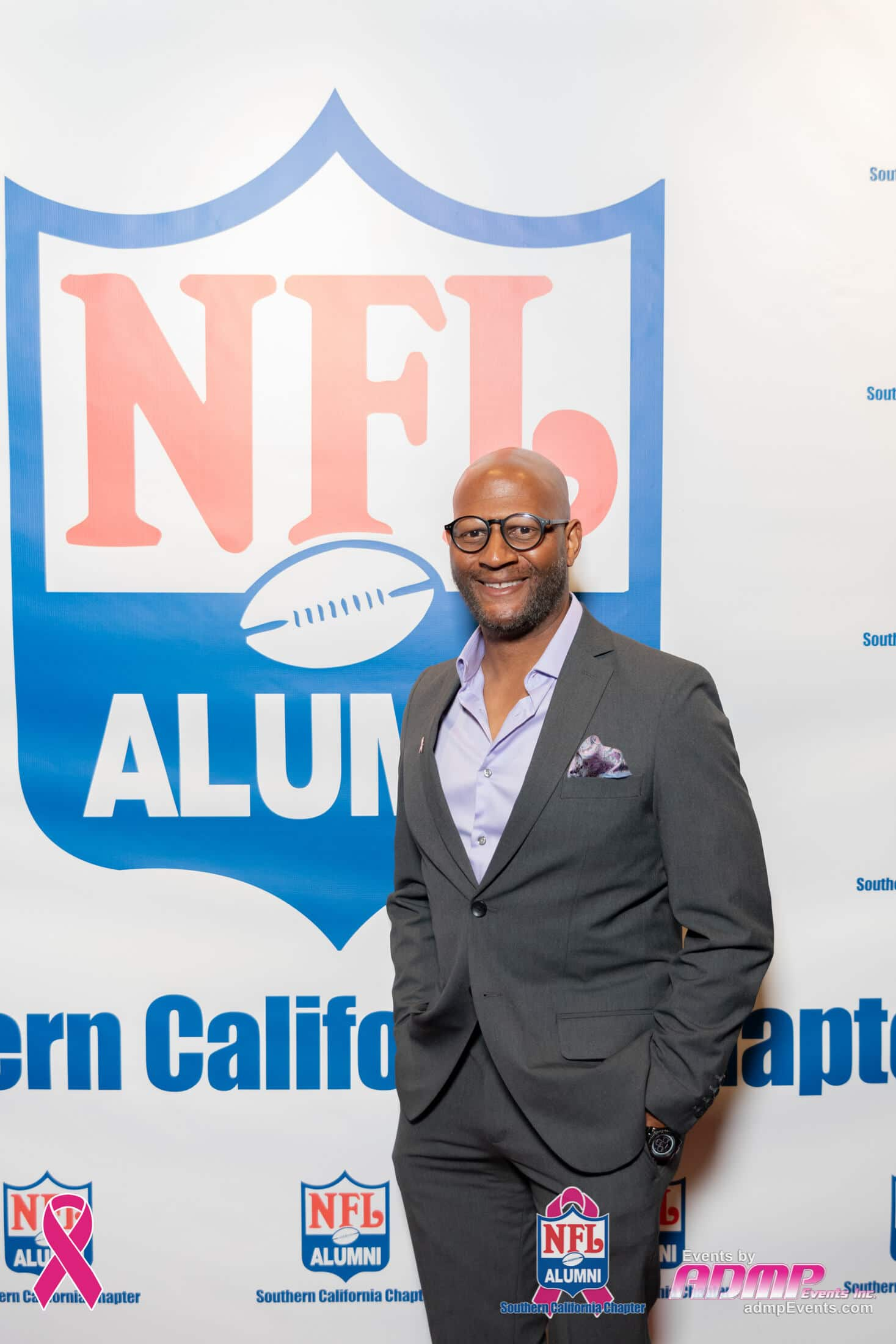 NFL Alumni SoCal Charity Event Series Breast Cancer Event 10-14-19-237