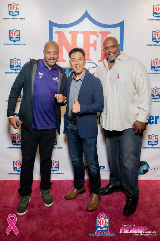 NFL Alumni SoCal Charity Event Series Breast Cancer Event 10-14-19-253