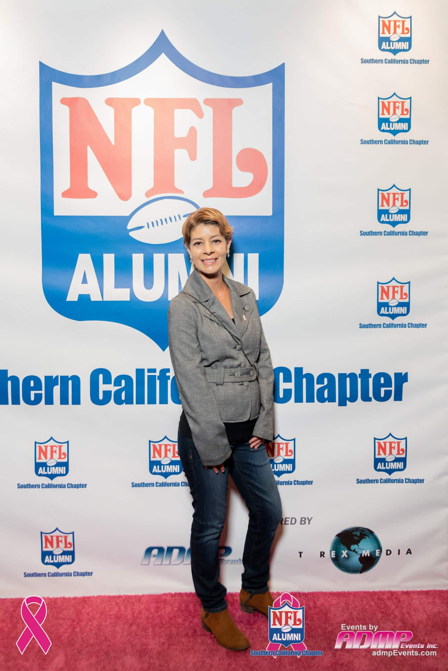 NFL Alumni SoCal Charity Event Series Breast Cancer Event 10-14-19-263