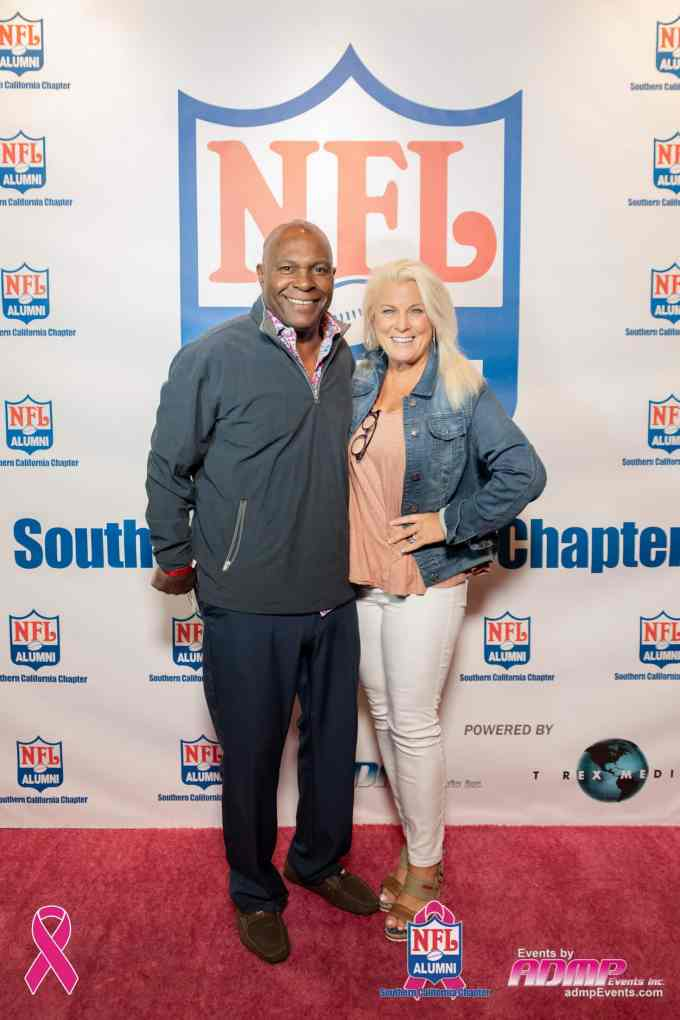 NFL Alumni SoCal Charity Event Series Breast Cancer Event 10-14-19-307