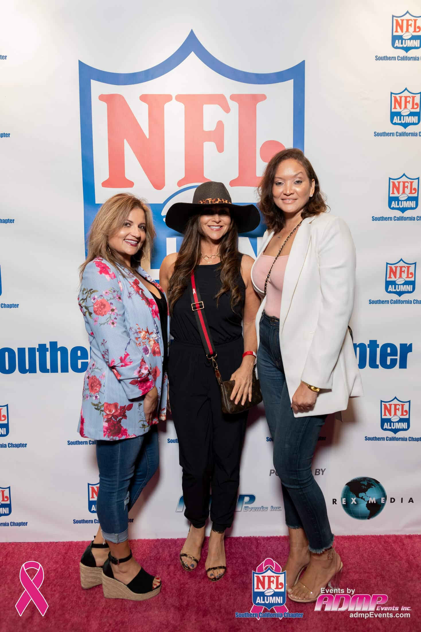 NFL Alumni SoCal Charity Event Series Breast Cancer Event 10-14-19-308