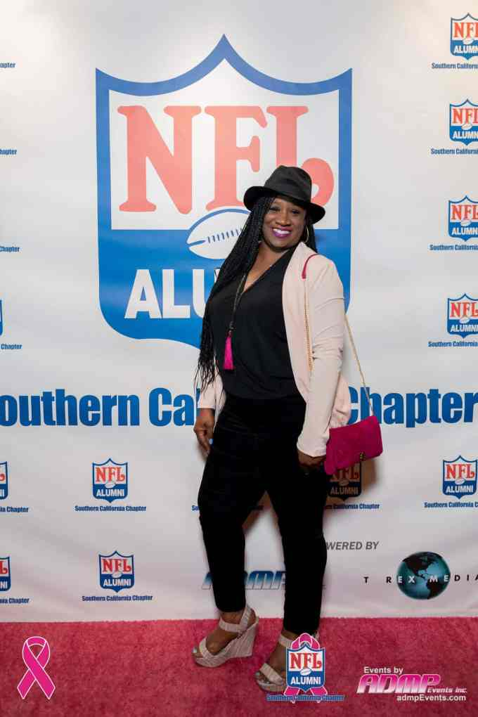 NFL Alumni SoCal Charity Event Series Breast Cancer Event 10-14-19-334