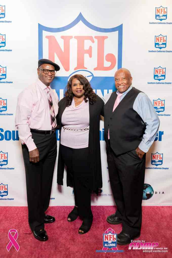 NFL Alumni SoCal Charity Event Series Breast Cancer Event 10-14-19-336