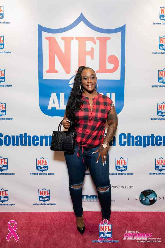 NFL Alumni SoCal Charity Event Series Breast Cancer Event 10-14-19-339