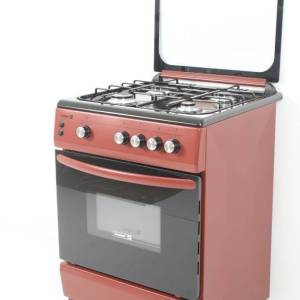 CK6400R – 60x60cm Gas Oven