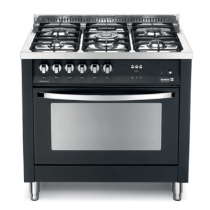 SCFTPD95 ANTHRA – 90X60 CM SEMI PROFESSIONAL COOKER