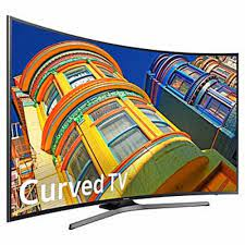 55″ LED UHD TV 4 K,CURVED ,4 HDMI, 3 USB DIVX,1 AV , Smart , WI FI.