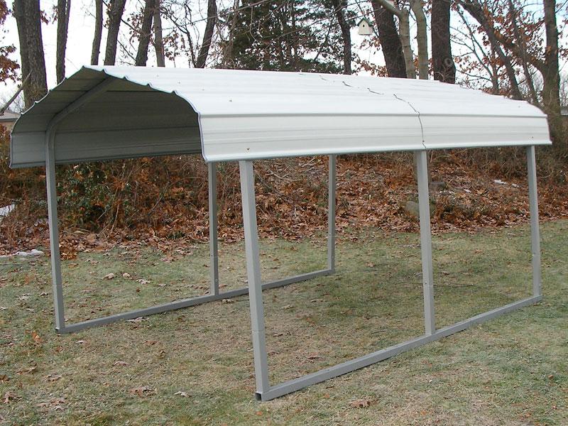 Steel Canopies