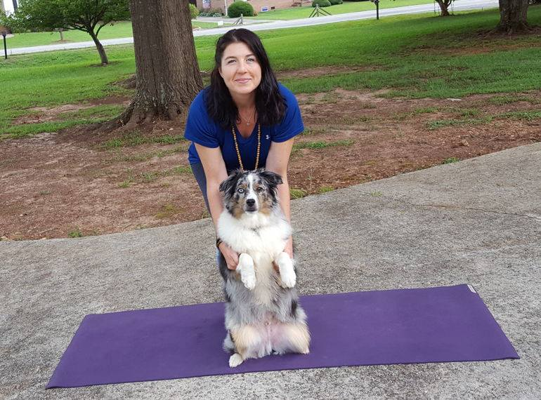 Sit, Stay, Down Dog!  SC Dogs And Yoga 'DOGA' Event This Weekend Benefits Local Humane Society