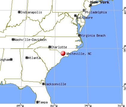 whiteville-map