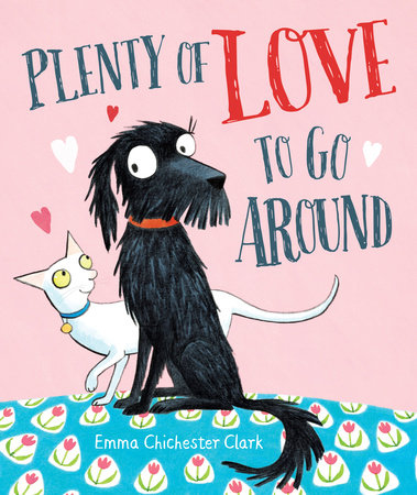 'Plenty of Love to Go Around' — Dog Lover Writes Picture Book About Her Dog and Now…a Cat