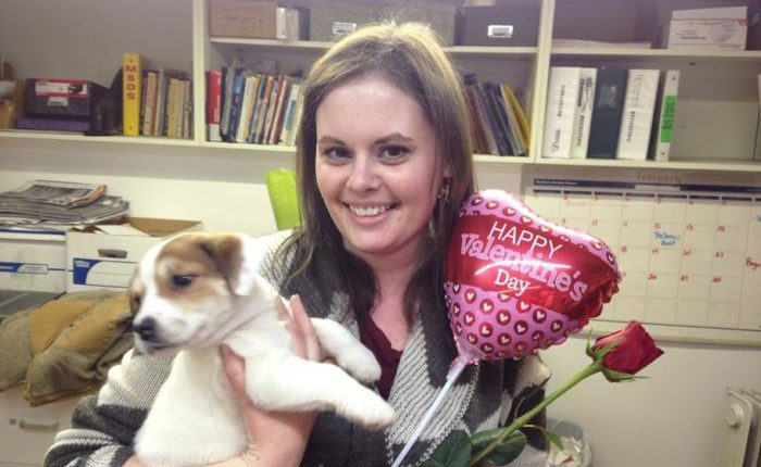 Way, Way Better Than Roses: This Shelter Will Deliver Puppies On Valentine's Day