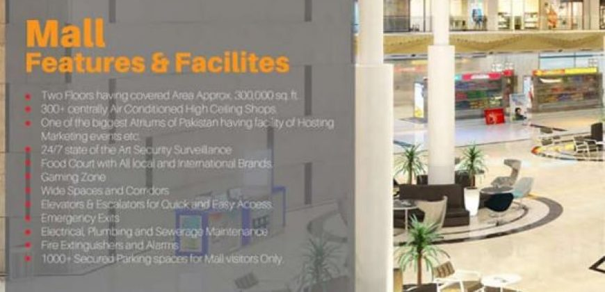 Bahria Enclave Islamabad Best Investment Chance Offices, Showrooms Available On Easy 4 Years Installment Plan
