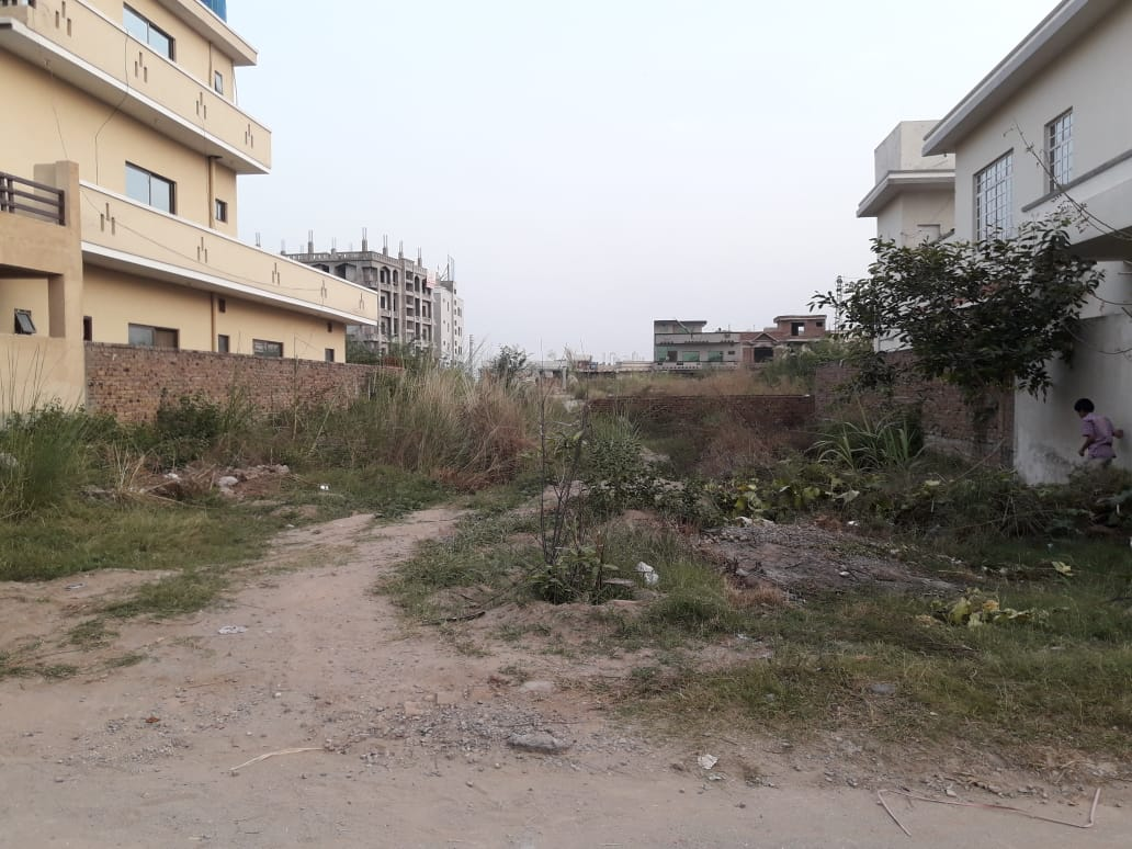 1 Canal General plot in National police foundation o-9 (Block A)