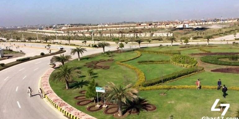 Gulberg Islamabad Best Location Corner Plot For Sale On reasonable Price