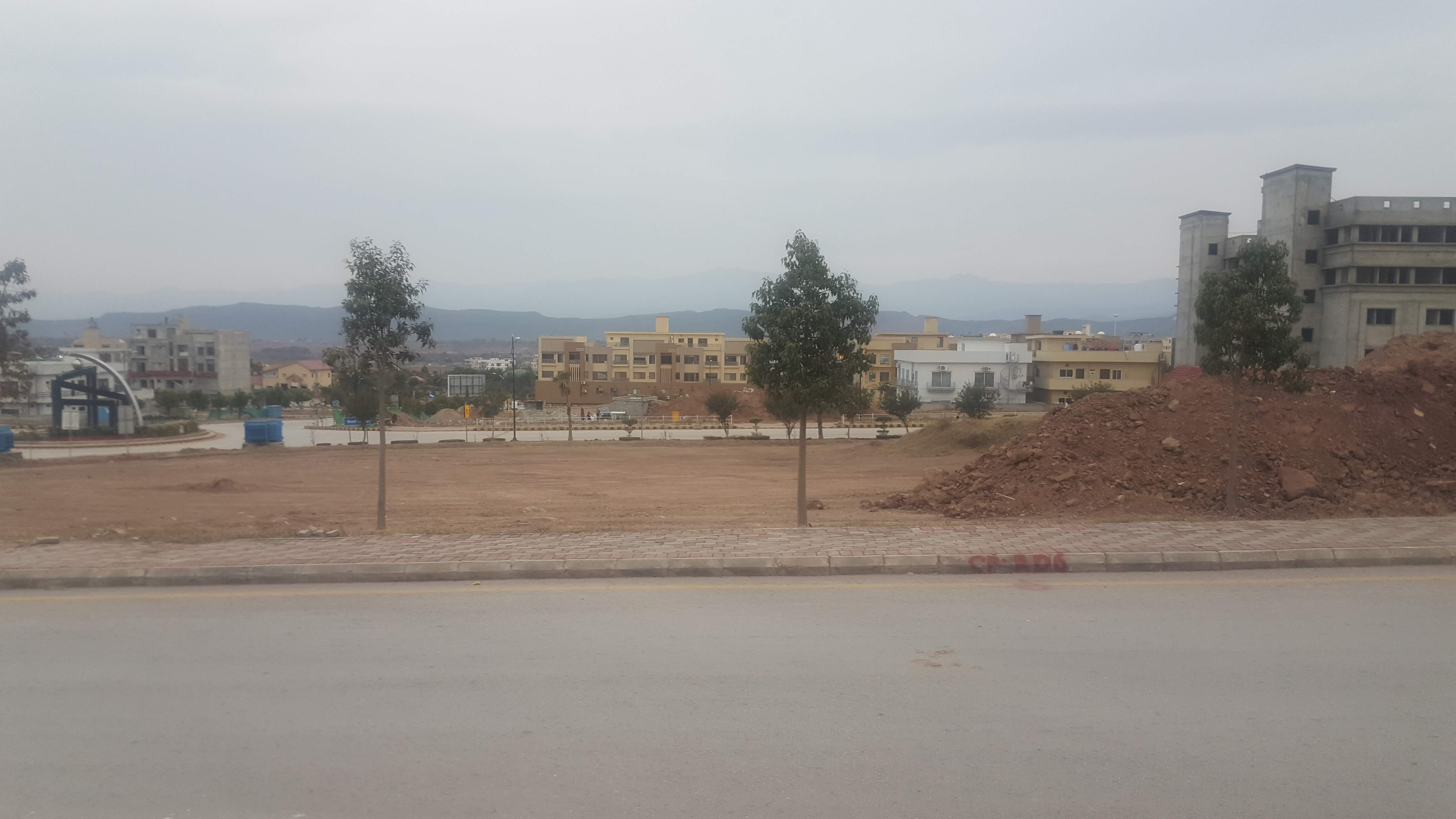 500 sqyds 1 kanal for sale ready for construction margalla facing heighted level plot investment price in bahria enclave bahria town islamabad