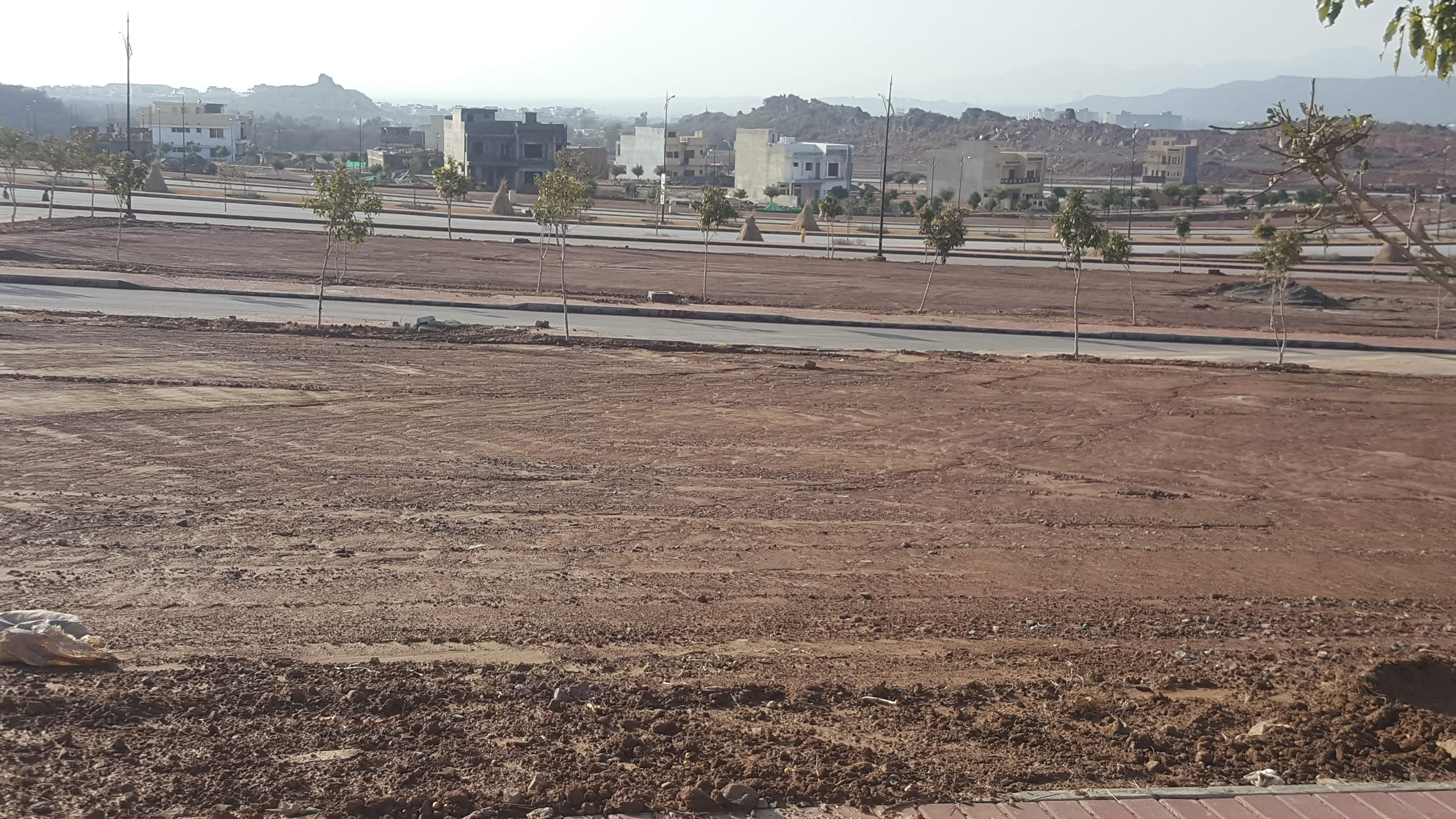 bahria enclave islamabad 10 marla sector C-1 plot for sale ready for construction Ideal Location