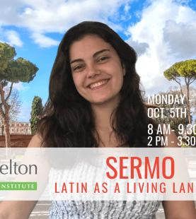 Sermo – Latin as a Living Language
