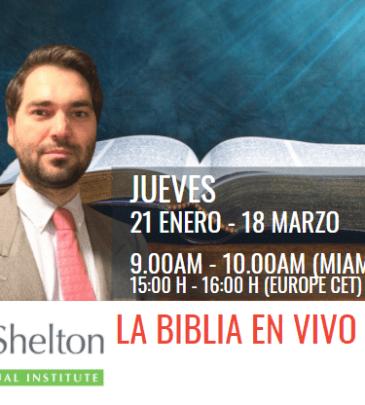 La Biblia en vivo (IV)