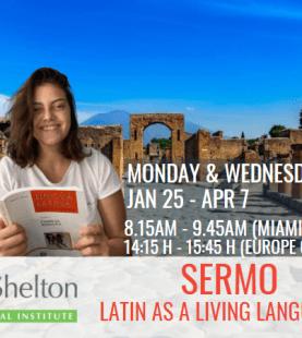 Sermo – Latin as a living language 2021Q1