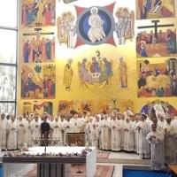 P. Mario Pezzi festeggia 50 anni di ordinazione presbiterale