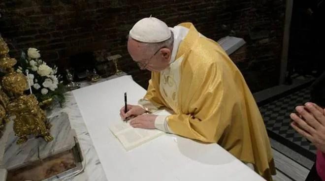 "Esortazione Apostolica post-sinodale del Santo Padre Francesco dedicata ai giovani ""Christus vivit"""