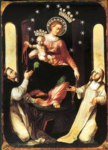 Supplica alla Madonna di Pompei
