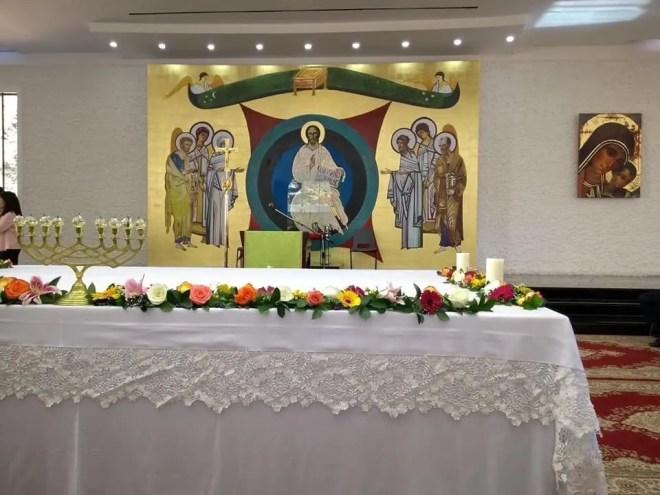 Seminario redemptoris mater