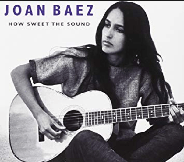 Joan Baez, How Sweet the Sound Album cover image