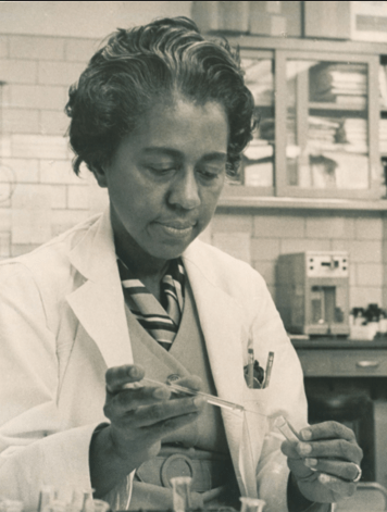 Marie M. Daly was the first African American woman to earn a Ph.D. in Chemistry in the United States.